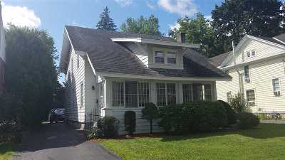 Gloversville Single Family Home For Sale: 156 First Av