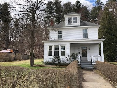 Schenectady Single Family Home For Sale: 739 Central Pkwy
