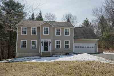 Greenfield, Corinth, Corinth Tov Single Family Home For Sale: 4436 Route 9n