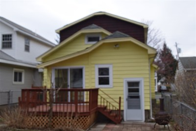Watervliet Single Family Home For Sale: 413 7th Av