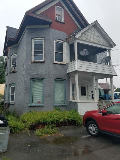 Schenectady Multi Family Home For Sale: 806 Lower Broadway