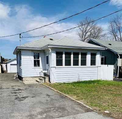 Albany Single Family Home Price Change: 17 Highland Av