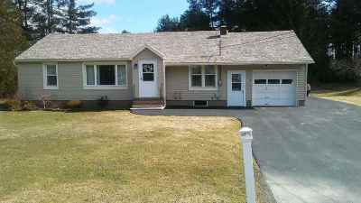 Broadalbin, Perth Single Family Home For Sale: 1796 County Highway 107