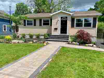 Ballston Spa Single Family Home For Sale: 34 Division St