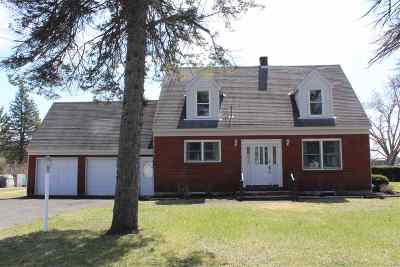 Rotterdam Single Family Home New: 799 Duanesburg Rd