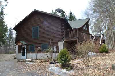 Greenfield, Corinth, Corinth Tov Single Family Home New: 57 Lincoln Mountain Rd