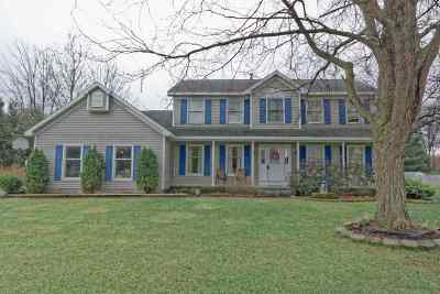 Guilderland Single Family Home For Sale: 4116 Stonefield Way