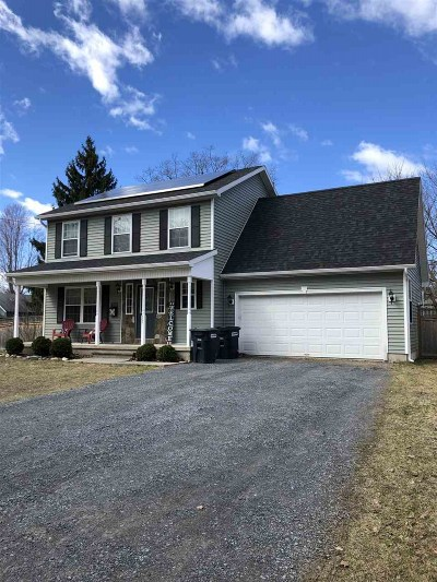 Queensbury, Fort Ann Single Family Home For Sale: 11 Meadowbrook Rd