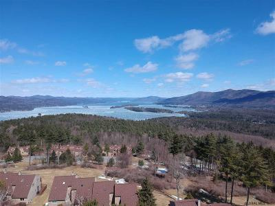 Lake George, Bolton Single Family Home For Sale: 441 Lockhart Mountain Rd #37