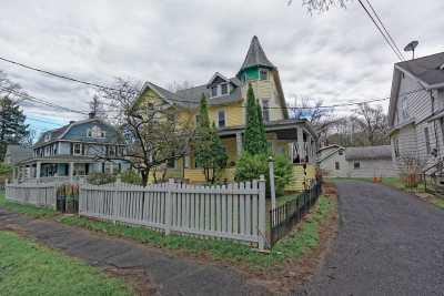 Bethlehem Two Family Home For Sale: 439 Kenwood Av