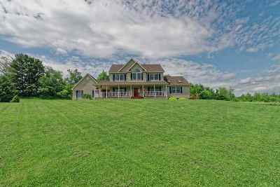 Albany County, Columbia County, Greene County, Fulton County, Montgomery County, Rensselaer County, Saratoga County, Schenectady County, Schoharie County, Warren County, Washington County Single Family Home New: 46 Seabury Rd