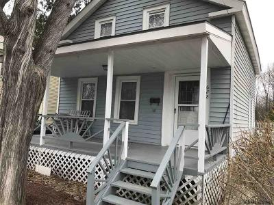 Fort Edward Single Family Home For Sale: 628 Lower Oak St