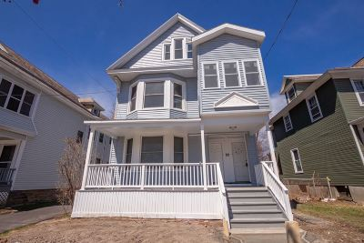 Albany Two Family Home Active-Under Contract: 437 Delaware Av