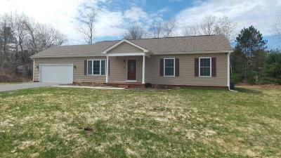 Greenfield, Corinth, Corinth Tov Single Family Home For Sale: 32 Wiley Way