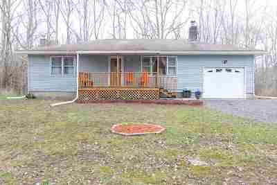 Greene County Single Family Home For Sale: 339 All Peat Beds Rd