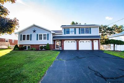 Colonie Single Family Home For Sale: 7 Peter Dr