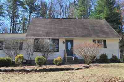 Ballston Spa, Round Lake Single Family Home For Sale: 44 Margaret Dr