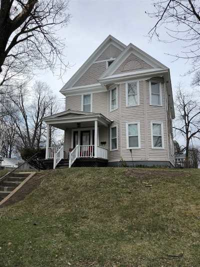 Schenectady Single Family Home For Sale: 2603 Campbell Av