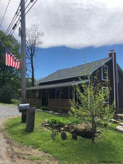 Albany County, Saratoga County, Schenectady County, Warren County, Washington County Single Family Home For Sale: 5545 County Route 30