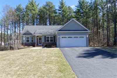 Albany County, Columbia County, Greene County, Fulton County, Montgomery County, Rensselaer County, Saratoga County, Schenectady County, Schoharie County, Warren County, Washington County Single Family Home New: 51 Ella Dr