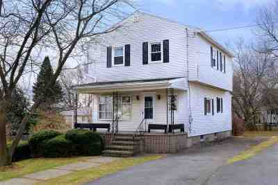 Schenectady Single Family Home New: 1268 Dorwaldt Av