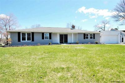 Colonie Single Family Home For Sale: 53 Ford Av