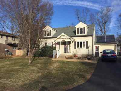 Schenectady County Single Family Home New: 271 Stoodley Pl