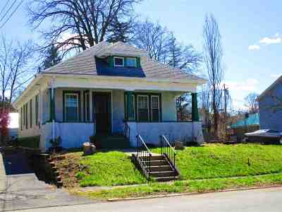 Single Family Home New: 1802 Lenox Rd