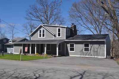 Clifton Park Single Family Home For Sale: 101 Eastside Dr