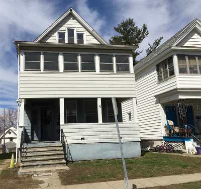 Troy Multi Family Home For Sale: 197 7th Av