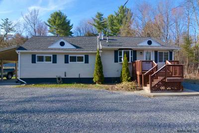 Greenfield, Corinth, Corinth Tov Single Family Home For Sale: 205 North Greenfield Rd