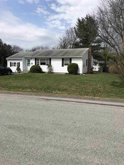 Schoharie County Single Family Home New: 113 Parkway Dr