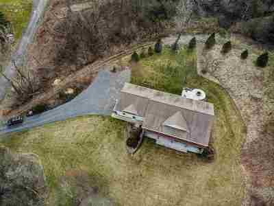 Single Family Home New: 6295 Foundry Rd
