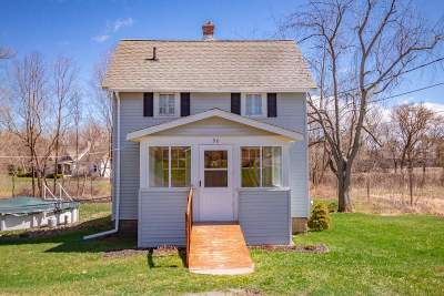 Schenectady County Single Family Home New: 90 Swaggertown Rd