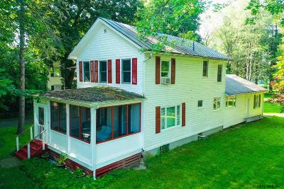 Valatie NY Single Family Home New: $245,000