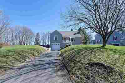 Rensselaer County Single Family Home New: 11 Crescent Ter