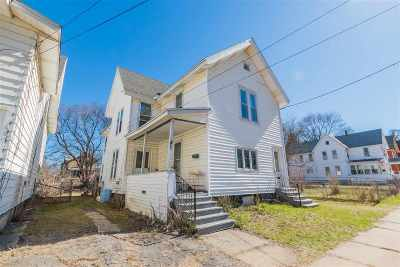 Gloversville Single Family Home For Sale: 35 Burr St
