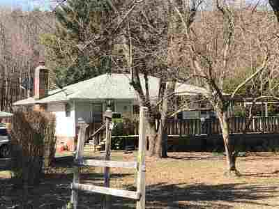 Columbia County Single Family Home New: 1380 State Route 82