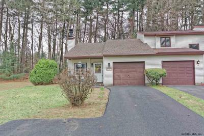Clifton Park Single Family Home For Sale: 201 Tallow Wood Dr
