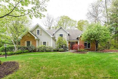 Guilderland Single Family Home For Sale: 418 Ridgehill Rd