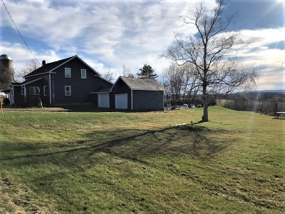Fort Edward Single Family Home Active-Under Contract: 2417 Washington County Route 46