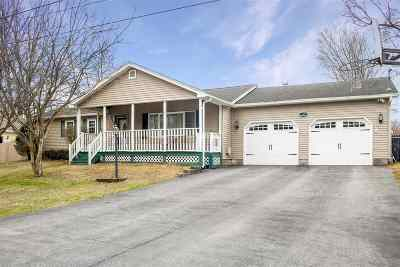 Glens Falls Single Family Home For Sale: 25 Arlington St