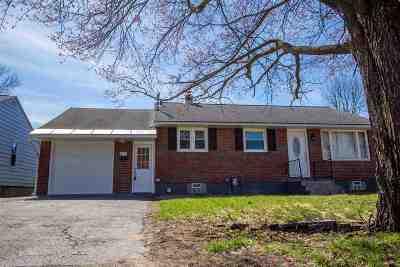 Schenectady County Single Family Home New: 1410 Lawn Av