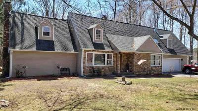 Greenfield, Corinth, Corinth Tov Single Family Home For Sale: 8 Locust Dr