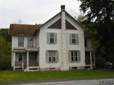 Albany County Single Family Home New: 1741 Helderberg Tr