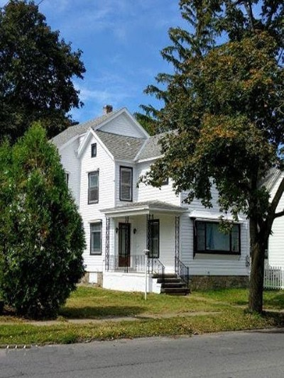 Gloversville, Johnstown Single Family Home Active-Under Contract: 343 North Perry St