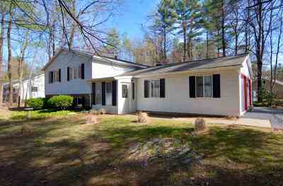 Wilton Single Family Home New: 11 Evergreen Dr