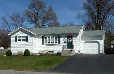 Single Family Home New: 11 Martingale Dr