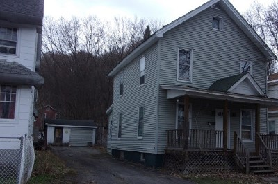 Gloversville Single Family Home For Sale: 293 Bleecker St