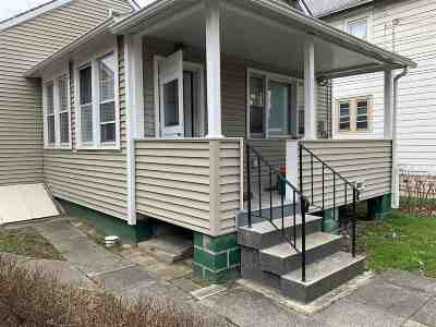 Albany County, Columbia County, Greene County, Fulton County, Montgomery County, Rensselaer County, Saratoga County, Schenectady County, Schoharie County, Warren County, Washington County Single Family Home New: 2412 4th St